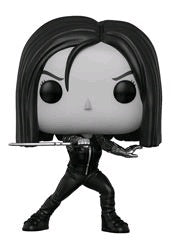 Alita: Battle Angel - Alita Berserker Black & White Pop! Vinyl Figure - Pre-Order