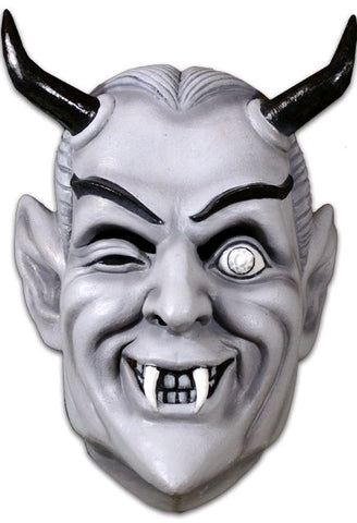 The Twilight Zone - Nick of Time The Mystic Seer Mask Black & White - Pre-Order