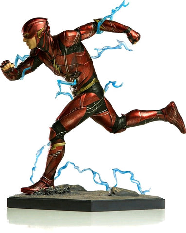 Justice League (2017) - The Flash 1:10 Scale Statue - Pre-Order