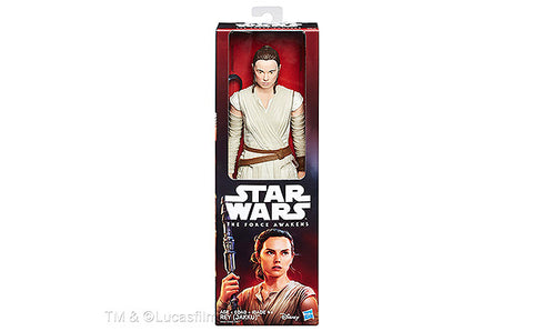 Star Wars - TFA Hero Series 12-Inch Action Figure - Rey