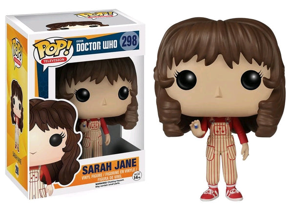 Doctor Who - Sarah Jane Smith Pop! Vinyl Figure