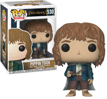 Lord of the Rings - Pippin Took Pop! Vinyl Figure - Pre-Order