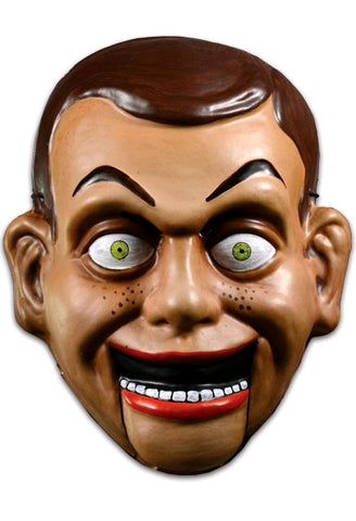 Goosebumps - Slappy the Dummy Vacuform Mask - Pre-Order