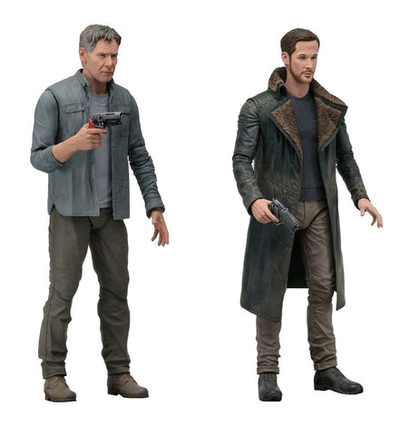 Blade Runner: 2049 - 7 Inch Series 01 Action Figure Set