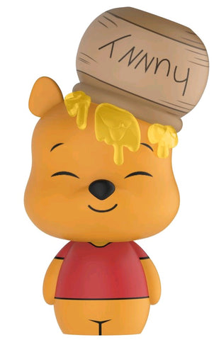 Winnie The Pooh - Pooh with Hunny Bucket Dorbz Vinyl Figure - Pre-Order