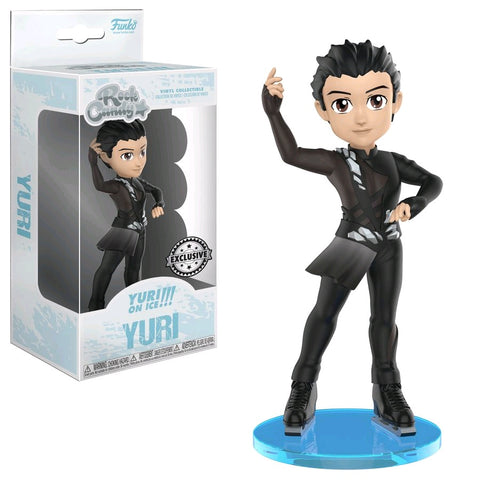 Yuri!!! On Ice - Yuri Rock Candy 5 Inch Vinyl Figure