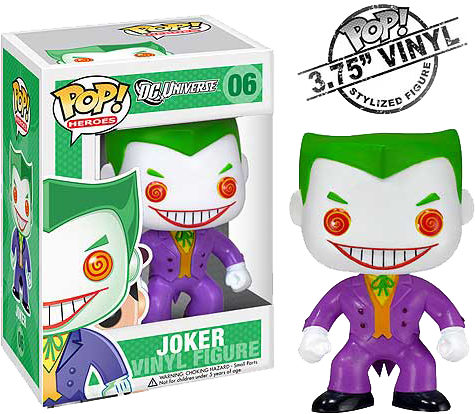 Batman - The Joker Pop! Vinyl Figure