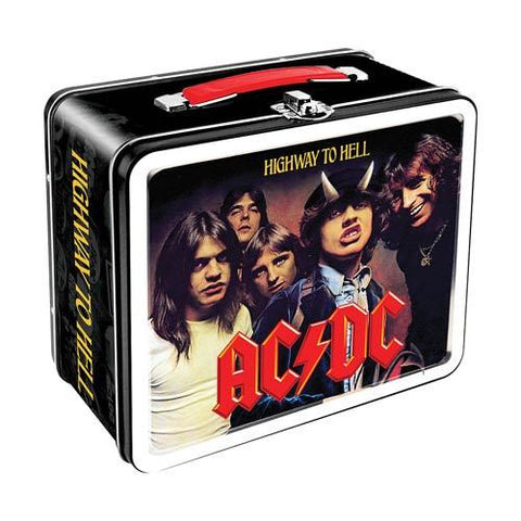AC/DC Highway to Hell - Large Fun Box Tin Tote