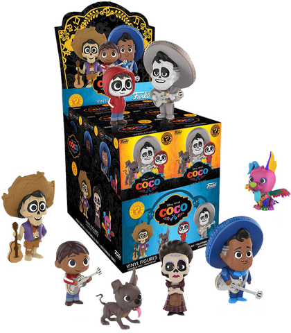 Coco - Mystery Minis Blind Box (Single Figure)
