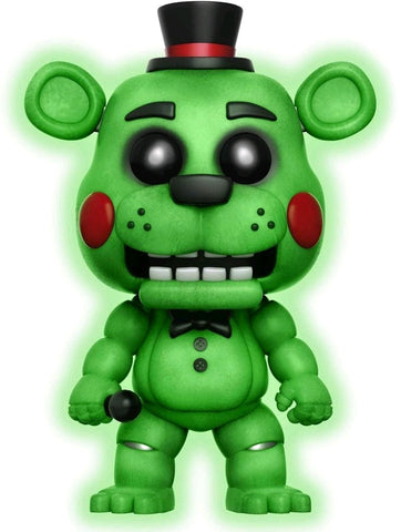 Five Nights at Freddy's - Toy Freddy Glow Pop! Vinyl