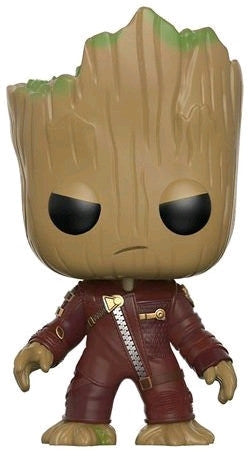 Guardians of the Galaxy: Vol 2 - Baby Groot Angry Ravager Pop! Vinyl Figure