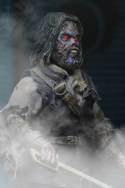 The Fog - Captain Blake 8 Inch Clothed Action Figure - Pre-Order