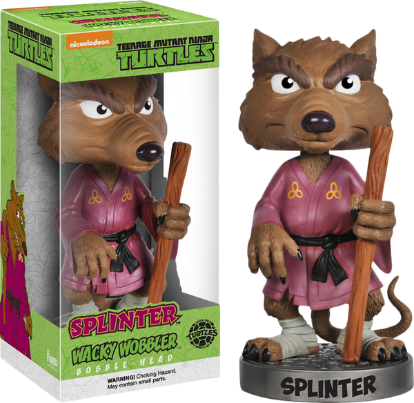 Teenage Mutant Ninja Turtles - Splinter Wacky Wobbler