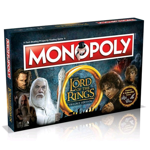 Monopoly - The Lord of the Rings Edition