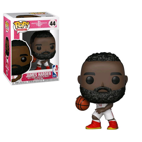 NBA: Rockets - James Harden Pop! Vinyl Figure - Pre-Order