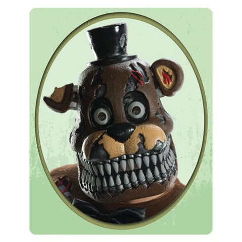 Five Nights at Freddy's - Nightmare Freddy PVC Adult Mask - Pre-Order
