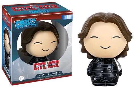 Captain America: Civil War - Winter Soldier Dorbz Vinyl Figure