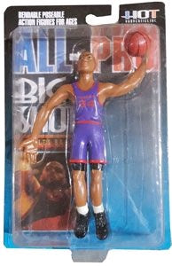 NBA - Charles Barkley Bendable Figure