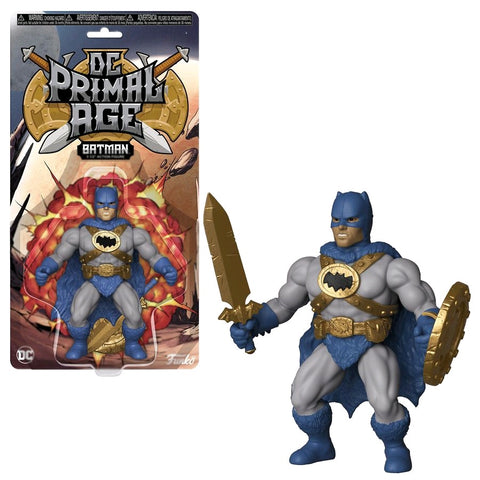 DC Primal Age - Batman Savage World Action Figure - Pre-Order