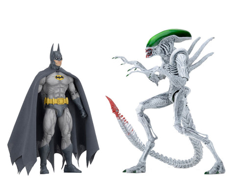 "Batman vs Alien - 7"" Action Figure 2-Pack - Pre-Order"