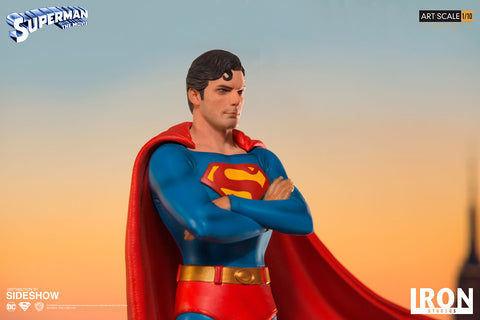 Superman - 1978 Movie Superman 1:10 Art Scale Statue - Pre-Order
