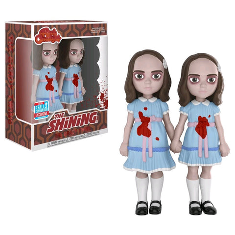 The Shining - The Grady Twins NYCC 2018 Exclusive Rock Candy Figure Set