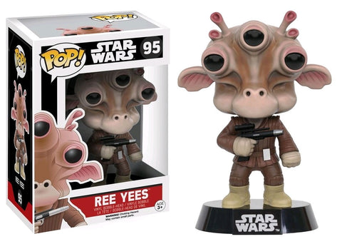 Star Wars - Ree Yees Pop! Vinyl Figure