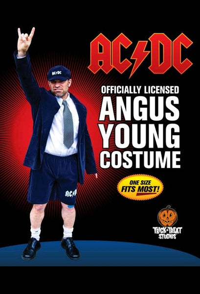 AC/DC - Angus Young Adult Costume - Pre-Order