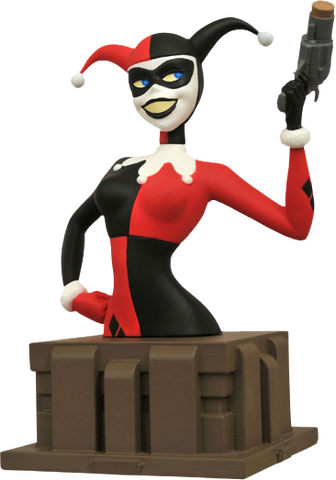 Batman: The Animated Series - Harley Quinn Bust