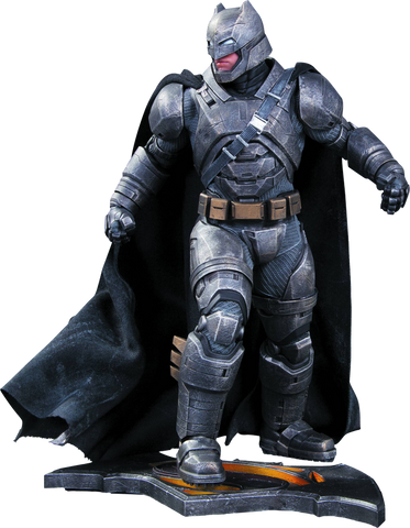 Batman v Superman: Dawn of Justice - Armored Batman Statue - Re-Order