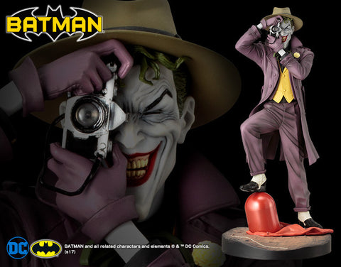 Batman - The Killing Joke ARTFX Joker Statue 2nd Edition - Pre-Order