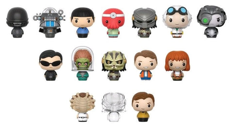 Science Fiction - GameStop Exclusive Pint Size Heroes Mystery Mini Blind Bags Case of 24 Figures