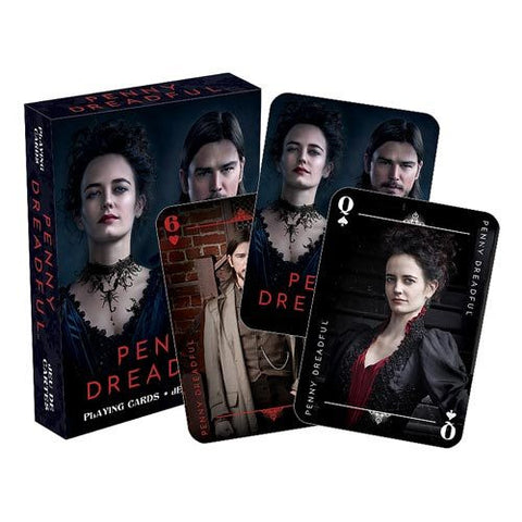 Penny Dreadful - Playing Cards
