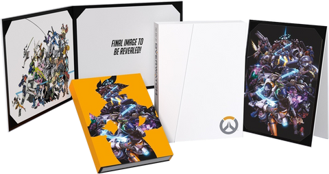 Overwatch - The Art of Overwatch Limited Edition Hardcover - Pre-Order