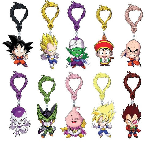Dragon Ball Z - Mystery Mini Blind Box Backpack Hangers