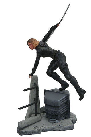 Avengers: Infinity War - Marvel Gallery Black Widow PVC Statue - Pre-Order