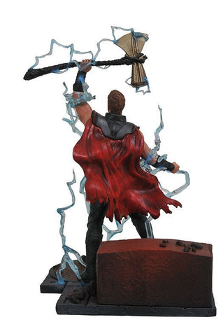 "Avengers: Infinity War - Thor Marvel Gallery 9"" PVC Diorama Statue - Pre-Order"