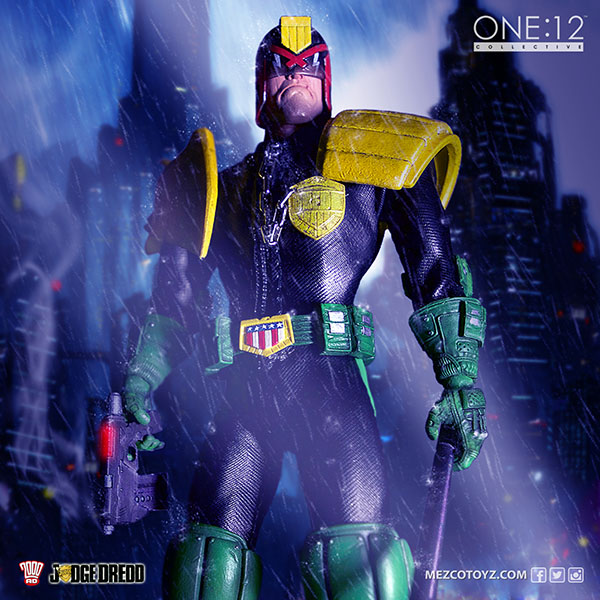 Judge Dredd - One:12 Collective Action Figure
