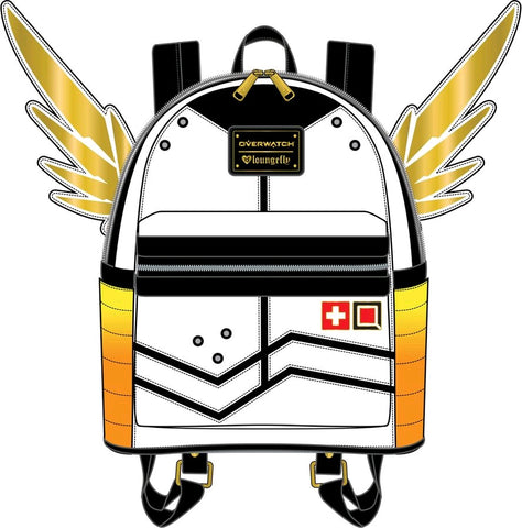 Overwatch - Mercy Mini Backpack - Pre-Order