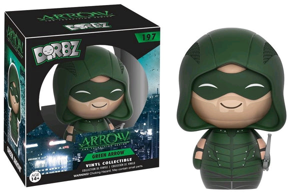 Arrow - Green Arrow Dorbz