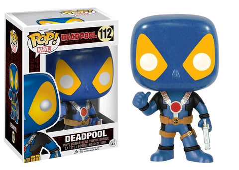 Deadpool - X-Men Uniform Pop! Vinyl Figure