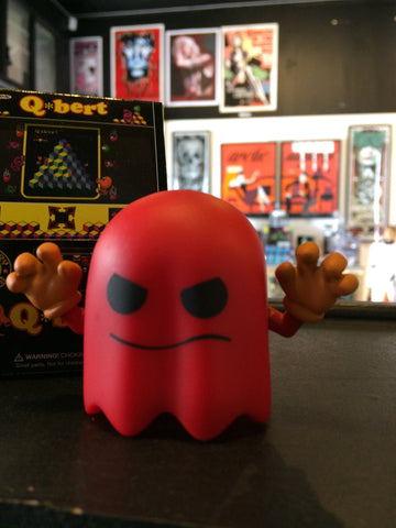 Retro Video Games - Loose Mystery Mini Figure: Blinky (1:12)