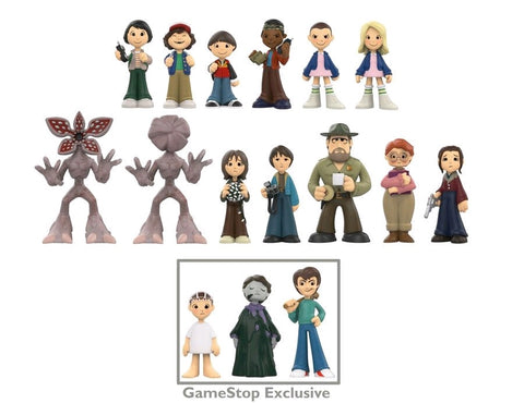 Stranger Things - Gamestop Exclusive Mystery Mini Blind Boxes - Pre-Order