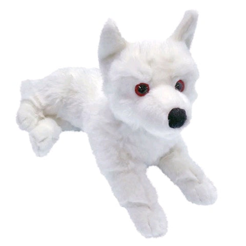 "Game of Thrones - Ghost Direwolf Cub 15"" Plush Figure - Pre-Order"