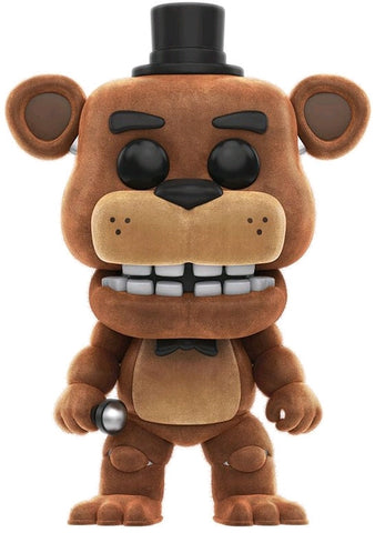 Five Nights at Freddy's - Freddy Flocked Pop! Vinyl Figure