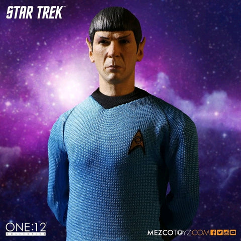 Star Trek - Spock One:12 Collective Action Figure