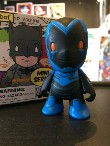 DC Comics by Kidrobot - Loose Mystery Mini Figure: Blue Beetle
