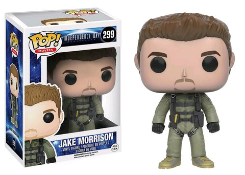 Independence Day: Resurgence - Jake Morrison Pop! Vinyl Figure