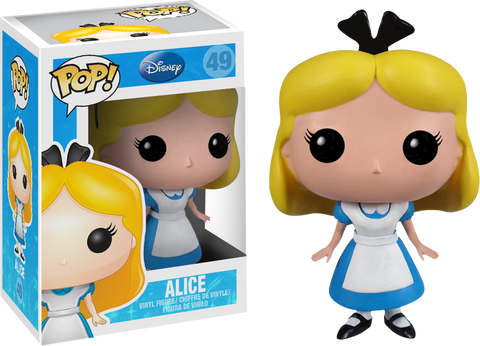 Alice in Wonderland - Alice Pop! Vinyl Figure