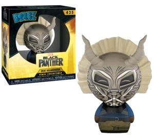 Black Panther - Killmonger Masked Dorbz Vinyl Figure